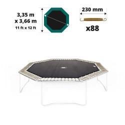Waouuh 360 jumping mat