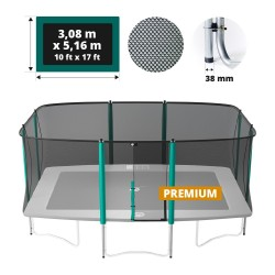 Filet de protection pour trampoline Apollo Sport 500