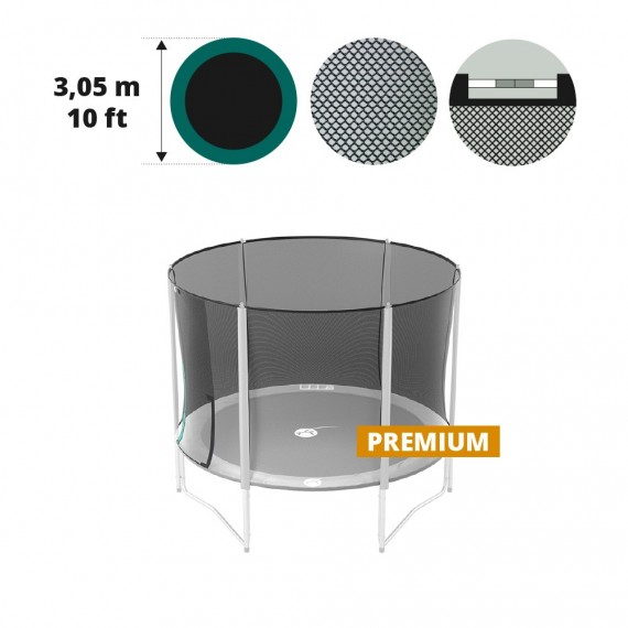 8ft Premium trampoline net