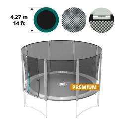 14ft Premium trampoline net