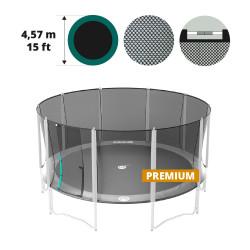15ft Premium trampoline net
