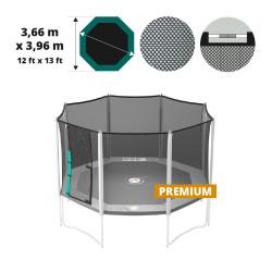 13ft Waouuh Premium trampoline net