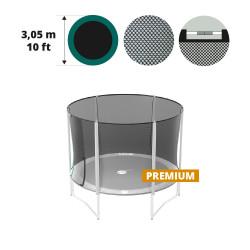 10ft Premium trampoline net