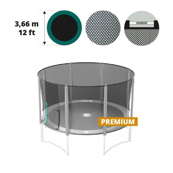 12ft Premium trampoline net