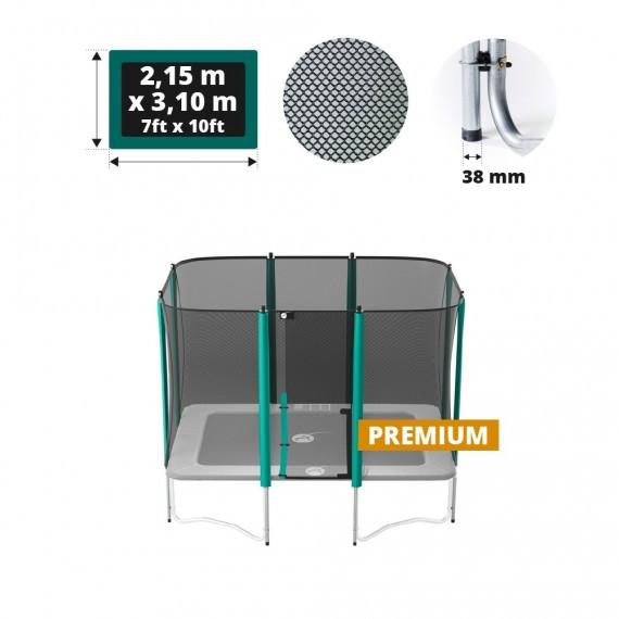 Enclosure for Apollo Sport 300 trampoline