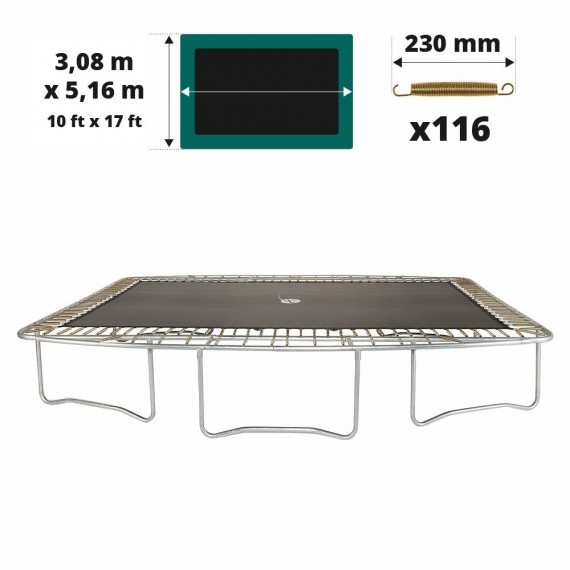 Apollo Sport 500 jumping mat