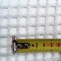 Filet de catamaran mailles tressées de 13 mm blanc
