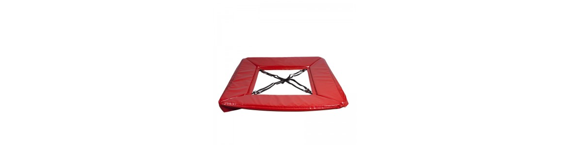 Spare parts for sports trampolines