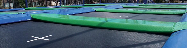 General public trampolines
