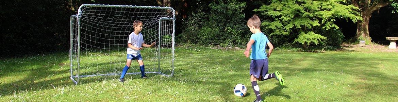 New : Football goal!