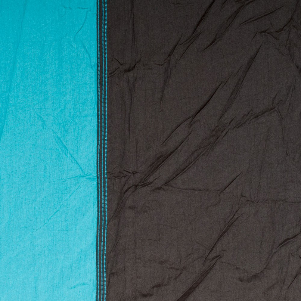 turquoise travel hammock