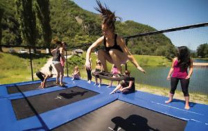 France Trampoline Professional trampolines
