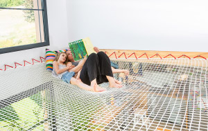 France Trampoline House nets