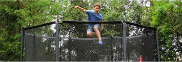 Maxi Packs Trampolines