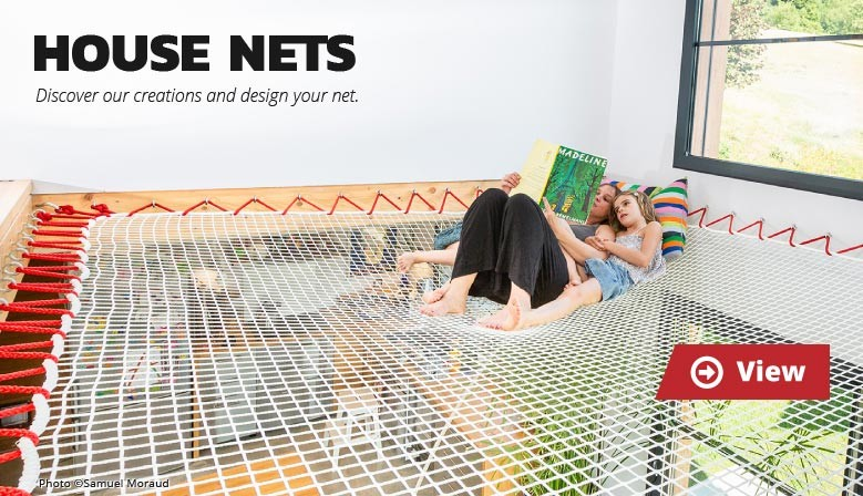 Made to measure house nets