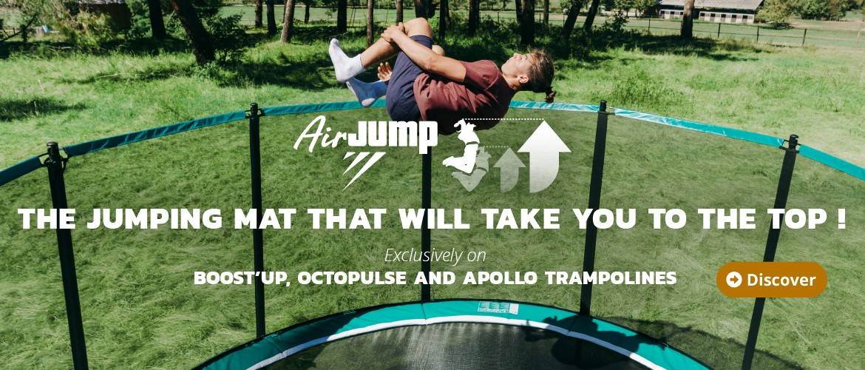 TheAirJump jumping mat