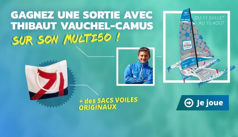 France Trampoline soutien de Thibaut Vauchel-Camus
