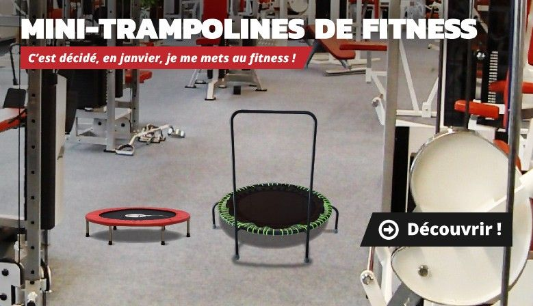Mini Trampolines de fitness