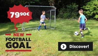 New : Football goal