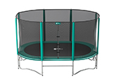 Oval recreational Trampoline