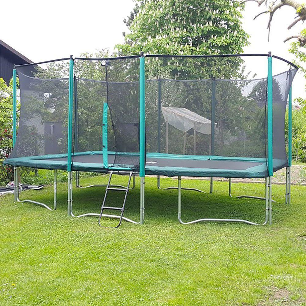 Guide achat trampoline de loisirs - Filet pour trampoline decathlon ...