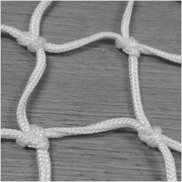 50x50 mm knotted net