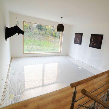 Filet d'habitation pour mezzanine