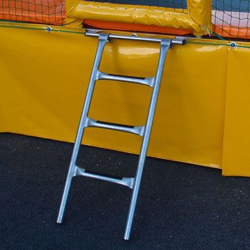 Professional Pro One trampolines ladder