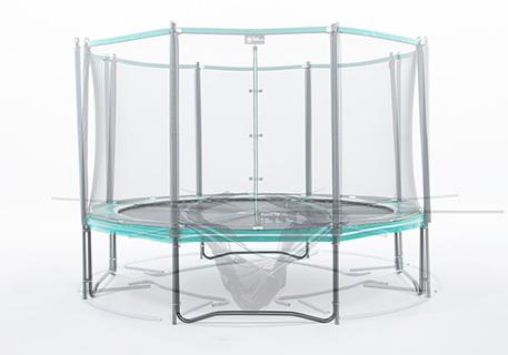 Guide de montage de trampoline de loisirs