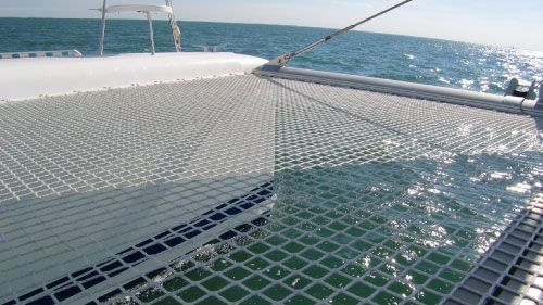 Purchasing guide Multihull trampolines
