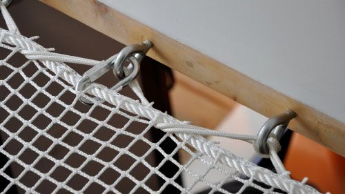 Installation guide for home netting