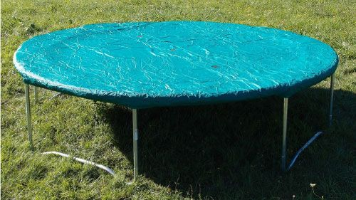 Maintenance guide for leisure trampolines