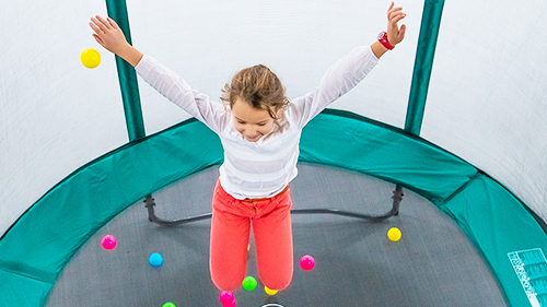 Leisure Trampoline Discovery Guide