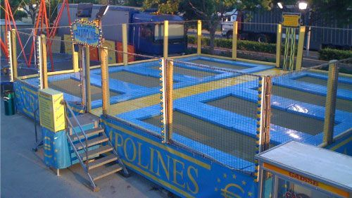 Professional Trampoline Buyer's Guide