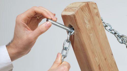 Guide de montage hamac