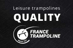 Recreational trampoline, France Trampoline quality