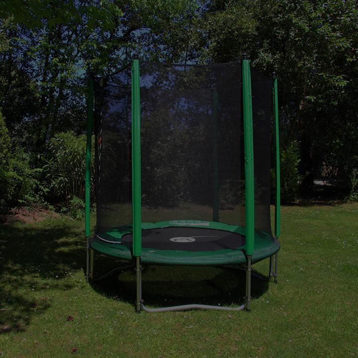 Trampoline Access 180 + Housse de protection
