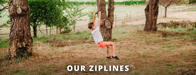 New Ziplines