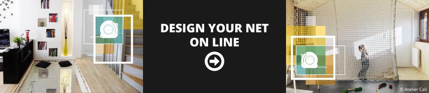Design your net on line