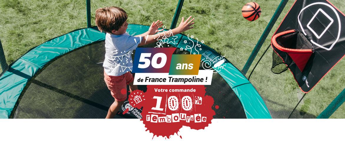 50 ans de France Trampoline !
