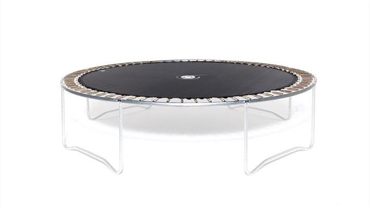 Tapis de saut trampoline